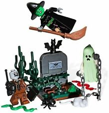 LEGO HALLOWEEN HAUNTED GRAVEYARD ACCESSORY SET #850487 FACTORY SEALED FREE SHIP