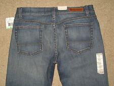 Ralph Lauren Size 8 / 34 Whitney Stretch Jean Low Rise Slim Fit Boot Cut Denim