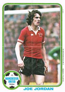 TOPPS Footballers 1980-1981 - Full Set of 18 Super Star Posters