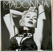 Madonna 2020 Square Calendar With Free Poster
