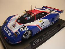 Slot. IT Nissan r89c Le Mans 1989 sica 28d pour Autorennbahn 1:32 slotcars