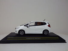 HONDA 3rd FIT RS ( JAZZ ) 2014  White Pearl  1:43 FIRST:43 MODELS / KB NEW