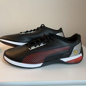 NEW Men's PUMA FERRARI KART CAT-X TECH Casual Sneakers Sz 11