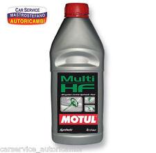 Motul Multi HF Olio idraulico servosterzo Verde VW Bmw-mini GM Opel MB Ford