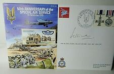 More details for 50th anniversary sas rt hon earl jellicoe kbe dso mc frs pc signed cover