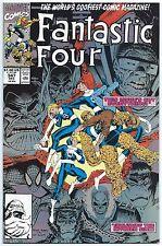 FANTASTIC FOUR #347 Dec 1990 NM/MT 9.8 W Art ADAMS Art HULK WOLVERINE SPIDER-MAN
