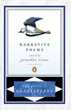 The Narrative Poems (The Pelican Shakespeare)-ExLibrary