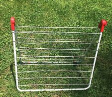 "Adjustable Small Metal Clothes Drying Rack - About 26"" X 26"""