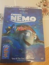New listing Finding Nemo 2 Disc Collector's Edition Dvd