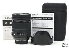 Sigma 24-105mm f/4 DG OS Art Zoom lens Boxed Superb! Nikon AF fit 50275132