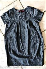 jolie robe aspect jeans COMPTOIR DES COTONNIERS taille 12 ans