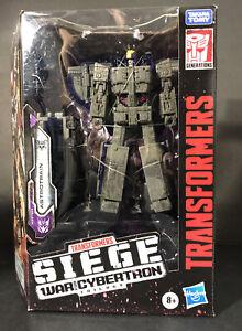 Transformers Siege Astrotrain New Unopened