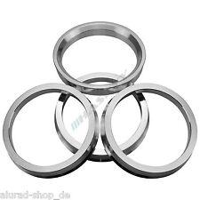 4 Centering Rings Aluminium Alloy 72,5-65,1 X-Tra Wheels, CROWN PRINCE
