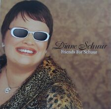 Diane Schuur - Friends for Schuur (CD 2000 Concord Jazz) VG++ 9/10