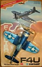 1988 Tootsie Toy,F4U WWII Corsair Fighter,Die Cast Metal,Sealed Package,NOS,NIP