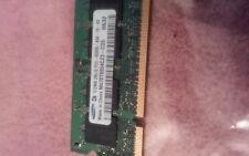 SAMSUNG 1GB (2 x 512MB) 2Rx16 PC2-4200S-444-12-A3 M470T6554CZ3-CD5 Memory