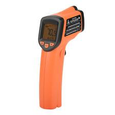 1pz Termometro Digitale Laser Infrarossi senza Contatto con LCD Display