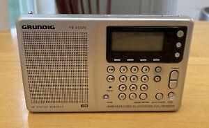Grundig - YB 400PE World Receiver AM/FM Short Wave - Works