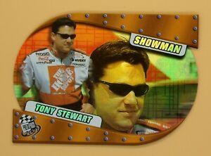 2001 Press Pass Showman/Showcar - Pick Your Card