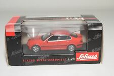 = SCHUCO 04351 4351 BMW 328i 328 i E46 RED MINT BOXED