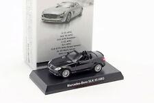 Mercedes-Benz SLK 55 AMG Cabriolet schwarz 1:64 Kyosho