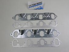 Victor Exhaust Manifold Gaskets with Heat Shields for Ford 370 429 460