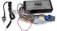 NEW! PAC AAI-GM12 PAC AAI-GM12 2003-05 GM Aux Audio Input Interface Harness