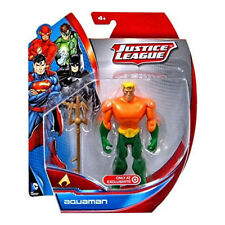 DC Justice League Series Exclusive 5 Inch Tall Action Figure - Aquaman