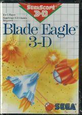 Blade Eagle 3-D (Sega Master, 1988) Factory Sealed