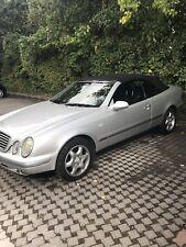 Merceds Clk 200 Cabrio Orginal 112000km Bj 2000