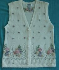 Koret Sweater Vest size Ladies Petite