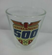 2007 91st Indianapolis 500 Event Collector Shot Glass Indy 500 IndyCar