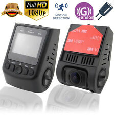 1080P 12MP Dashcam Full HD KFZ LKW Blackboxw 170° Weitwinkel Kamera Stealth Mini