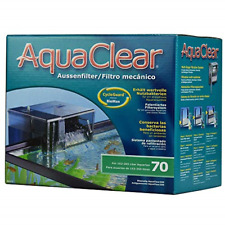 Aqua Clear, Fish Tank Filter, 40 to 70 Gallons, 110v, A615A1