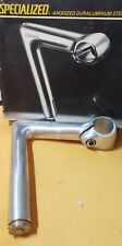 NOS Specialized Quill Stem 120mm Reach 26.0 Clamp vintage bicycle Eroica