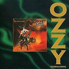 Ozzy Osbourne - The Ultimate Sin (NEW CD)