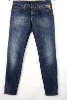 Replay Femme 554 Slim Jeans Extensible Taille W27 L30 AVZ1266