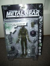 McFarlane Toys Metal Gear Action Figures