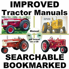 Case IH International 460 560 606 660 2606 Service Repair Manual = SEARCHABLE CD