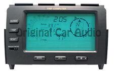 04 05 06 ACURA MDX Trip Computer Display Screen A/C Clock 78200-S3V-A220 OEM
