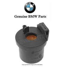 For BMW E53 E60 E83 525i Genuine Air Pump Filter Secondary for Emission Control