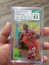 1994-1995 NTense #3 Michael Jordan Skybox N-tense CSG 8.5 - 3 9.5 Sub Grades 👀