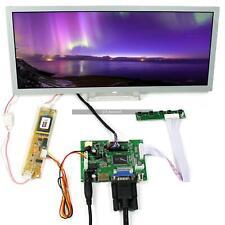"HDMI VGA 2AV LCD Driver Control Board with 12.3"" 1280x480 LQ123K1LG03 LCD Panel"