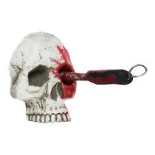 Halloween Horror Chop Shop Eye Pick Skull Party Prop Table Decoration