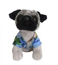 Doug le carlin portant Chemise Hawaïenne-Brand New Peluche/Teddy H14.5cm