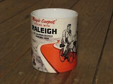 Raleigh Bicycle Magic Carpet Advert MUG