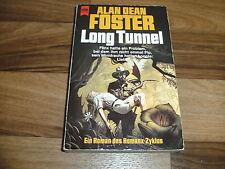 Alan Dean Foster -- HOMANX-Zyklus  13 -- LONG TUNNEL (Flinx) / Heyne 4657/1993