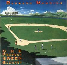 BARBARA MANNING ONE PERFECT GREEN BLANKET CD D2186
