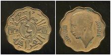 IRAQ  4 fils 1938