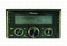 Pioneer MVH-S620BS 2 DIN  Digital Media Receiver w/ Bluetooth,  SiriusXM-Ready